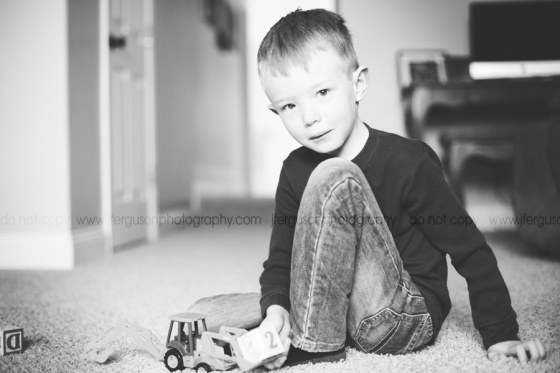 Ferguson Photography | Northern WY Lifestyle Family Photographer | A Day at Home